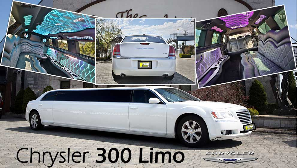 Wedding Limousine Rental Scotch Plains NJ