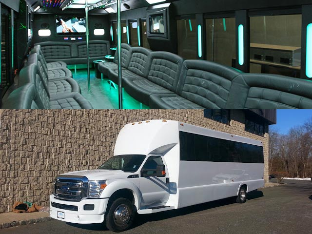 party bus rental nj